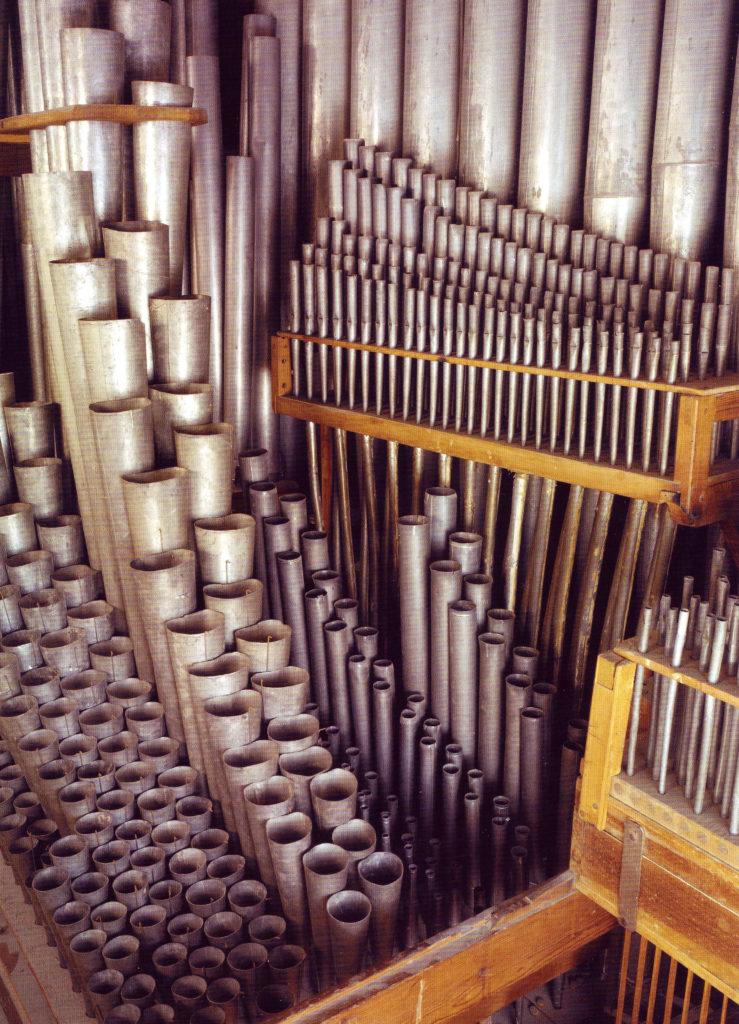 Un exemple de jeux d'orgue pour comprendre comment devenir mécène
