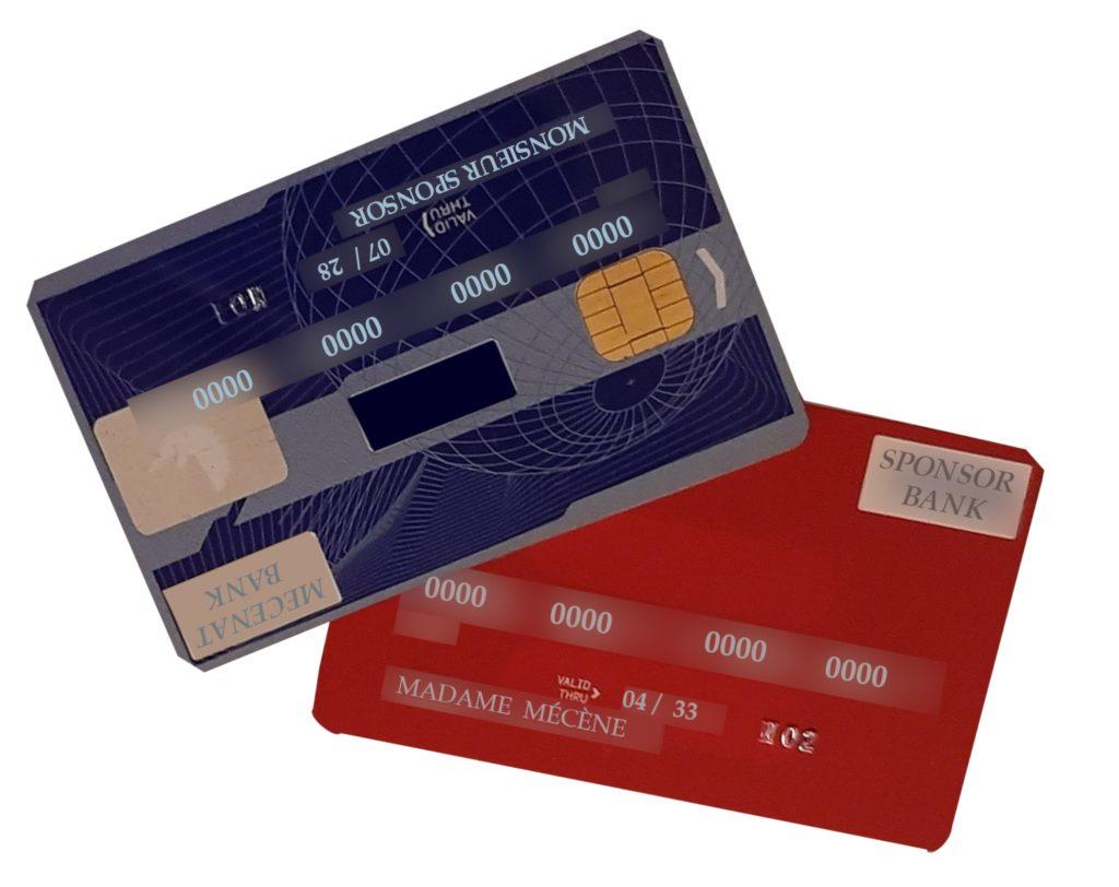 Paiement bancaire mécène et dons pour parrainage orgue cambo